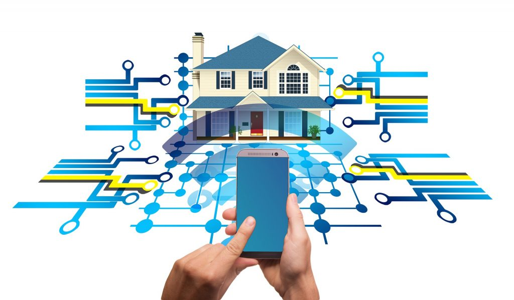Smart Home Internet