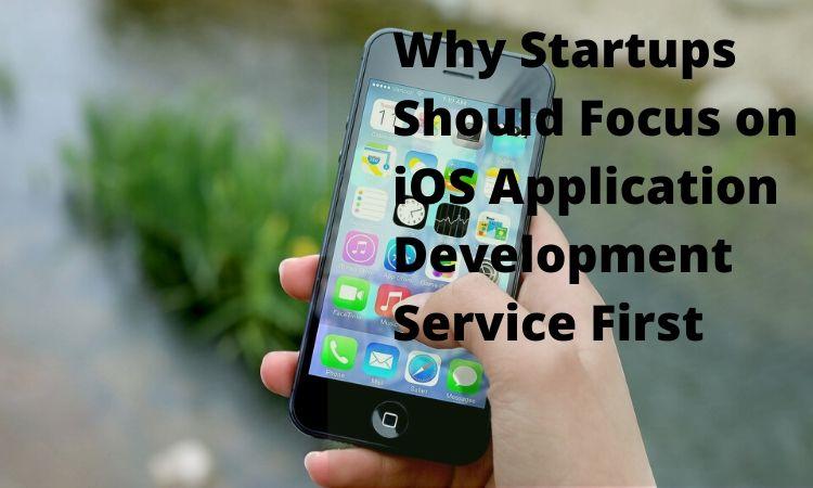 iOS application development service