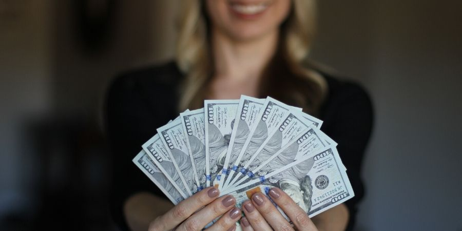 earn cash with a blog